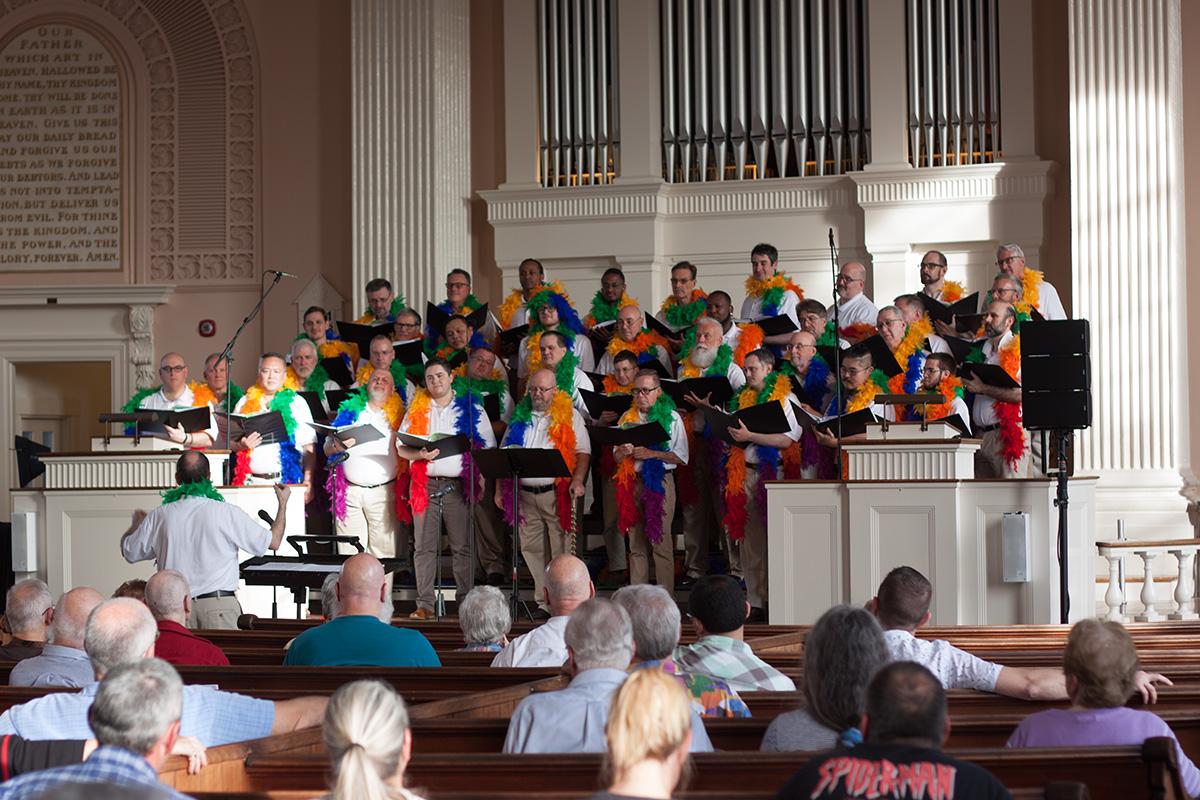 Maine gay mens chorus